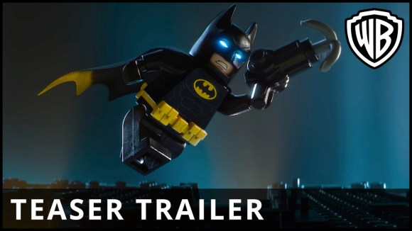 Teaser trailer 'The LEGO Batman Movie'