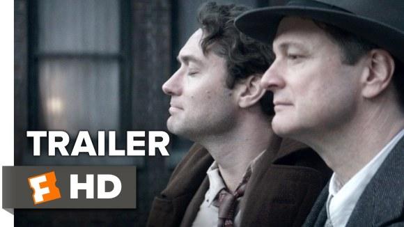 Trailer 'Genius' met Colin Firth, Jude Law en Guy Pearce