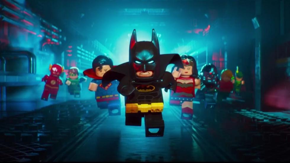 Tweede teaser trailer 'LEGO Batman Movie' stookt eerdere Batman-films