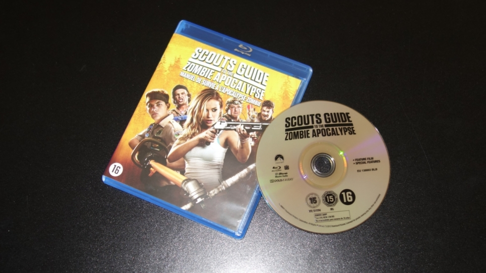 Blu-Ray Review: Scouts Guide to the Zombie Apocalypse