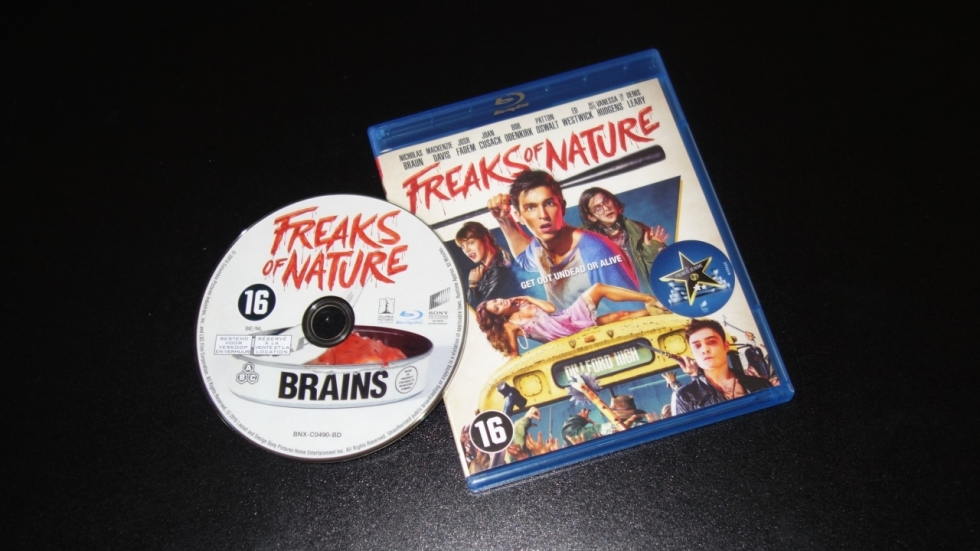 Blu-Ray Review: Freaks of Nature