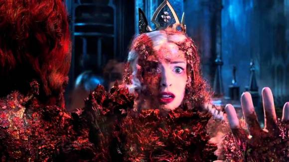 New 'ALICE THROUGH THE LOOKING GLASS' Trailer