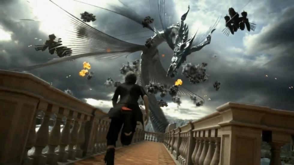 Nieuwe 'Final Fantasy'-film op komst