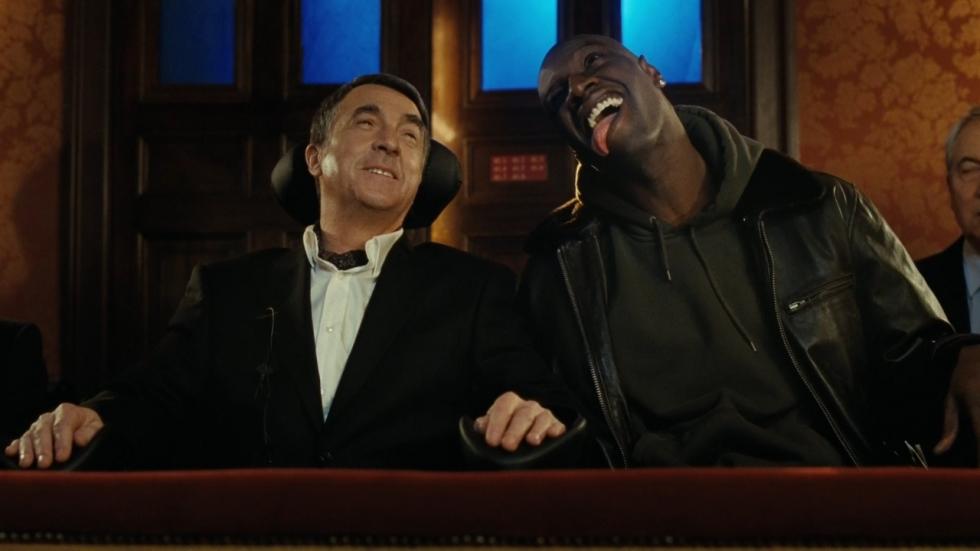 Kevin Hart en Bryan Cranston in remake 'Intouchables'