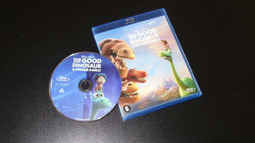 Blu-Ray Review: The Good Dinosaur