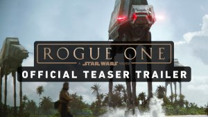 Star Wars: Rogue One (2016) video/trailer