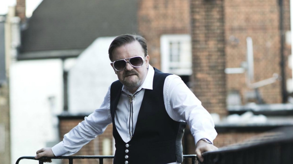 Hilarisch ongemak in eerste trailer 'David Brent: Life on the Road'