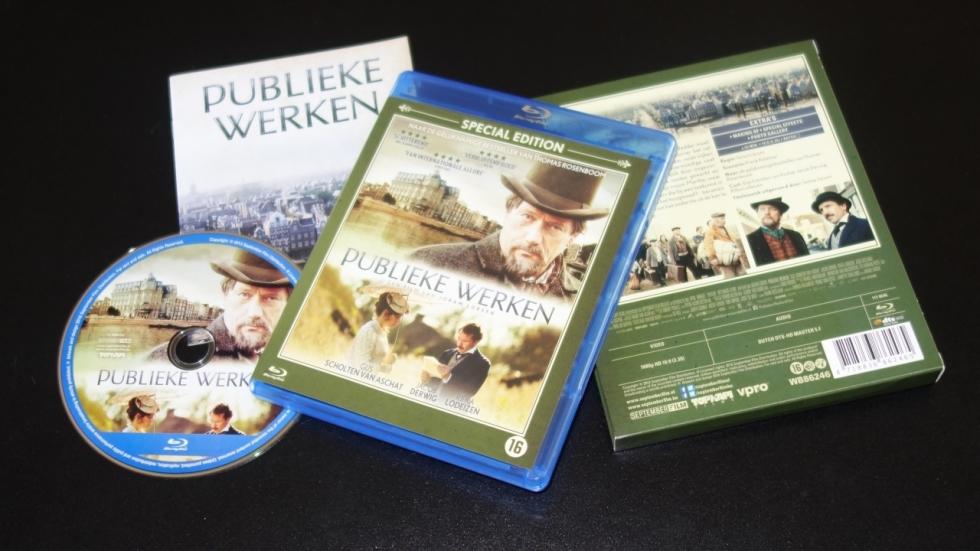 Blu-Ray Review: Publieke Werken