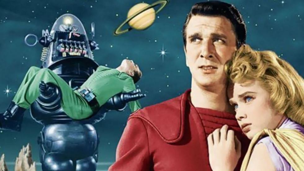 Sci fi tip: 'Forbidden Planet' met Leslie Nielsen