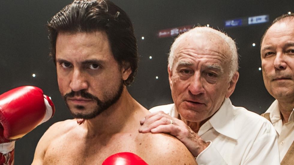 Officiële teaser trailer 'Hands of Stone' met boksende Edgar Ramírez