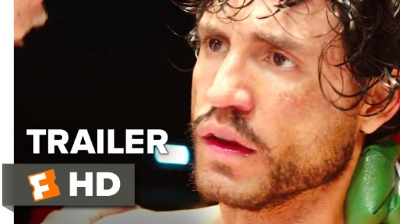 Hands of Stone teaser trailer 1