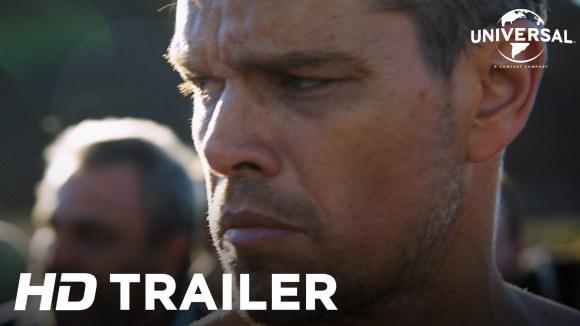 Jason Bourne trailer 1