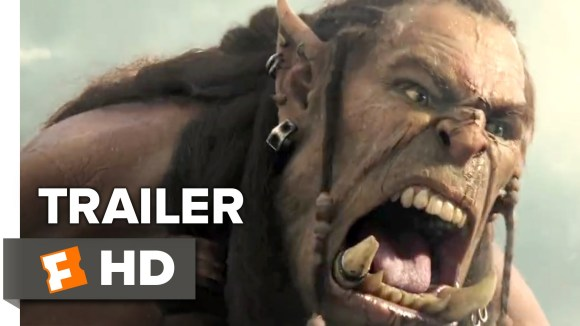 Warcraft Official Trailer 2