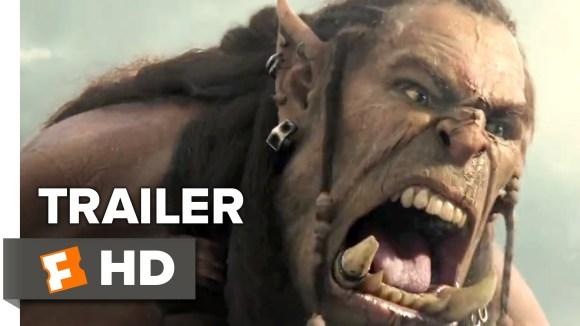 Warcraft Official Trailer 2