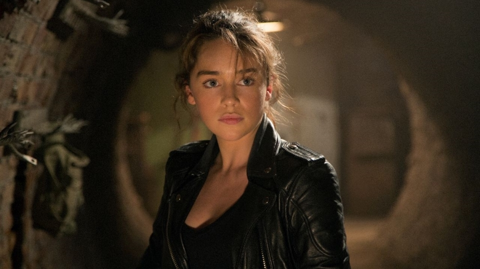 Emilia Clarke zegt nee tegen meer 'Terminator'