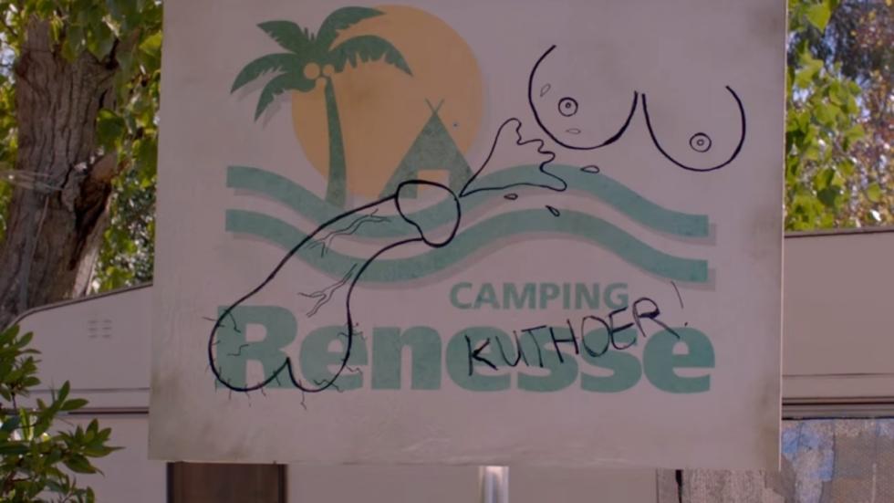 Geil, de eerste 'Renesse' trailer staat online
