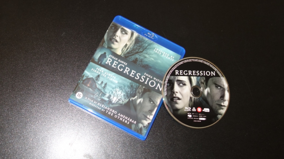 Blu-Ray Review: Regression