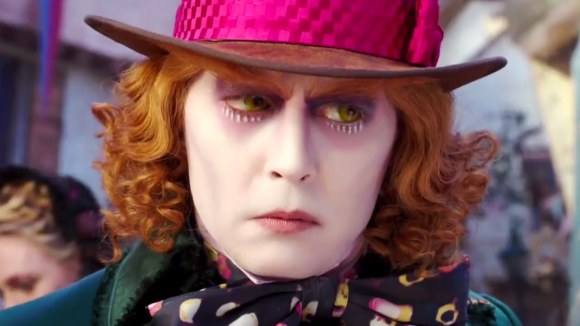 Alice Through The Looking Glass - final trailer