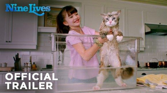 Nine Lives - Official Trailer