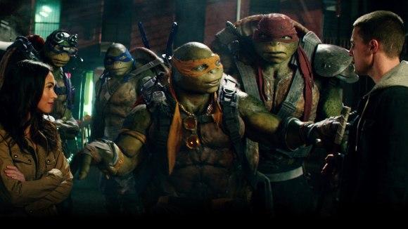 Teenage Mutant Ninja Turtles 2 Trailer #2
