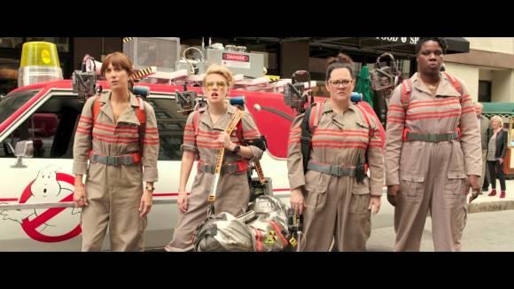 Japanse trailer 'Ghostbusters'