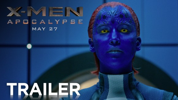 X-Men: Apocalypse official trailer 2