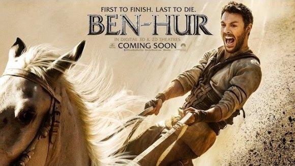 "Ben-Hur Trailer ""Cut Down"""