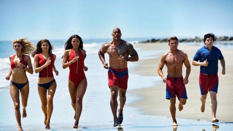 'Baywatch'-cast verzameld op nieuwe foto