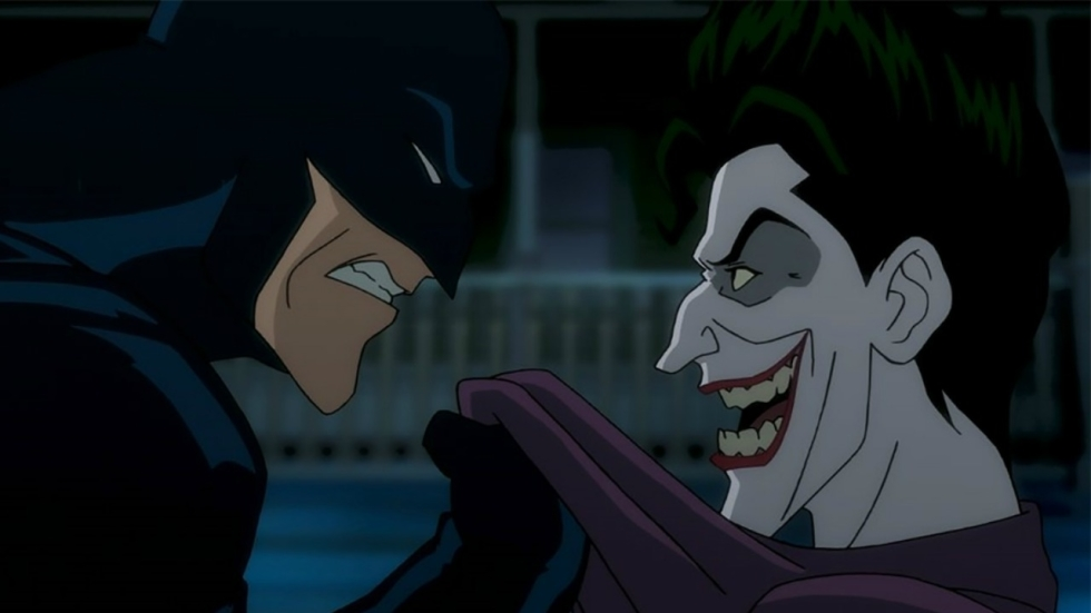 Eerste trailer 'Batman: The Killing Joke'