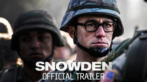 Snowden - Official Trailer