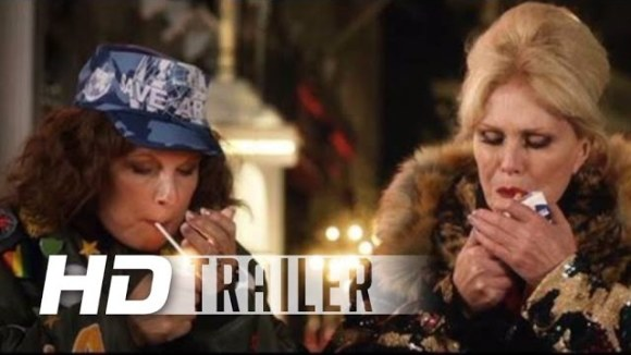 Absolutely Fabulous: The Movie - Official Trailer 1