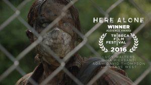 Here Alone (2016) video/trailer