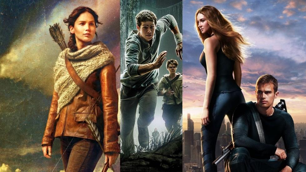 POLL: Hunger Games vs. Divergent vs. Maze Runner