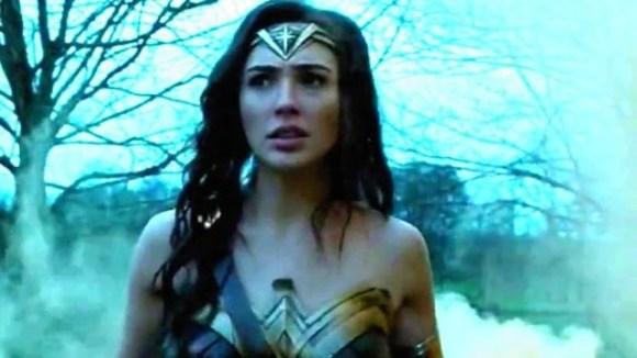 Wonder Woman (2017) Exclusive First look