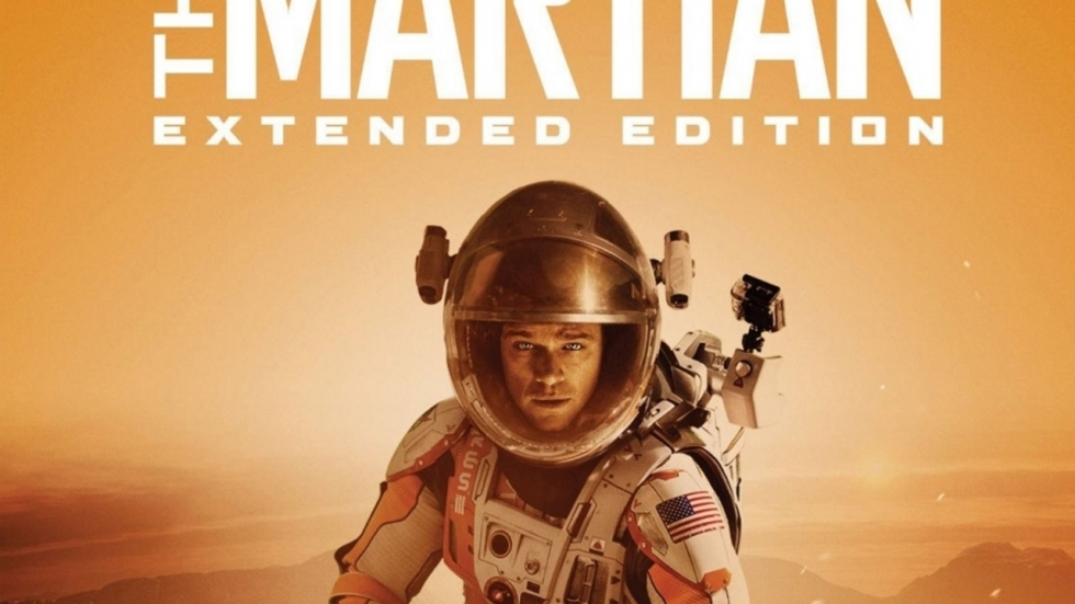 Blu-Ray Preview: The Martian (Extended Edition)