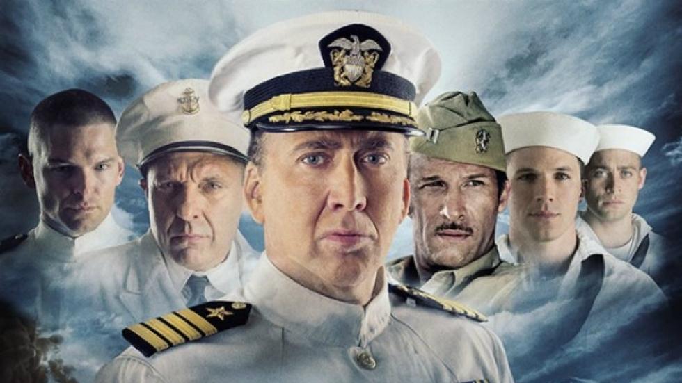 Eerste trailer 'USS Indianapolis: Men of Courage' met Nicolas Cage