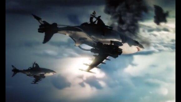 Sky Sharks - Official Trailer