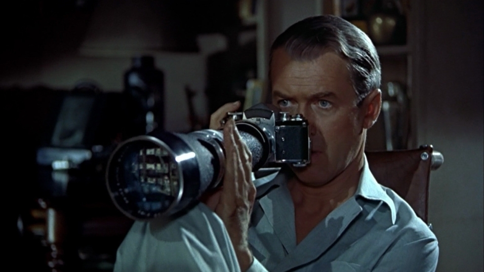 Klassieke filmtip: 'Rear Window'