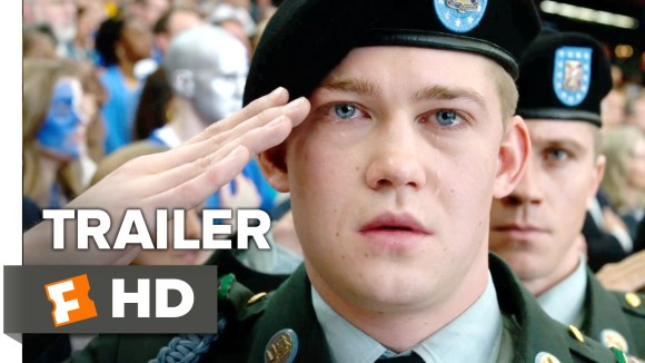 Billy Lynn's Long Halftime Walk - Official Teaser Trailer