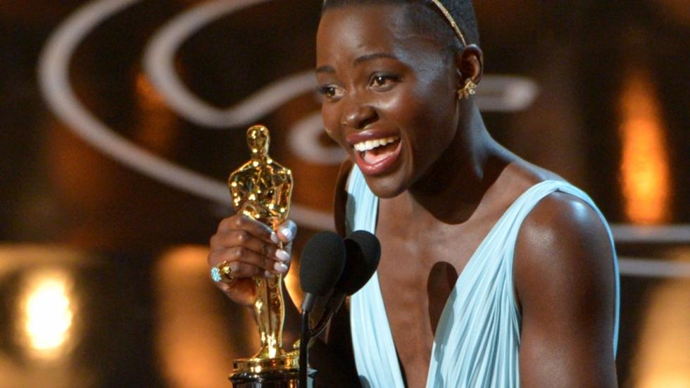 Lupita Nyong'o mogelijk in 'Black Panther'