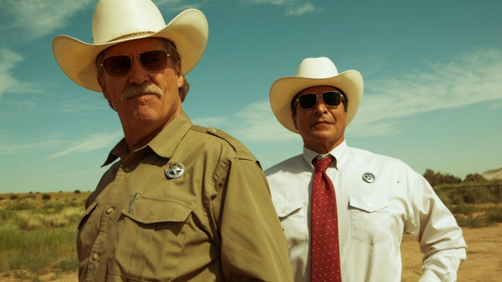 Jeff Bridges als meedogenloze Texas Ranger in trailer 'Hell or High Water'