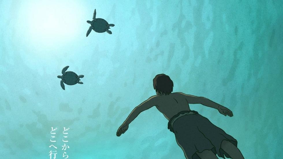 Prachtige trailer Studio Ghibli's 'The Red Turtle'