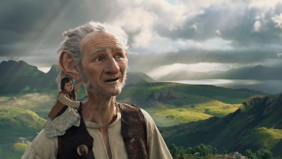 The BFG - Official Trailer 2