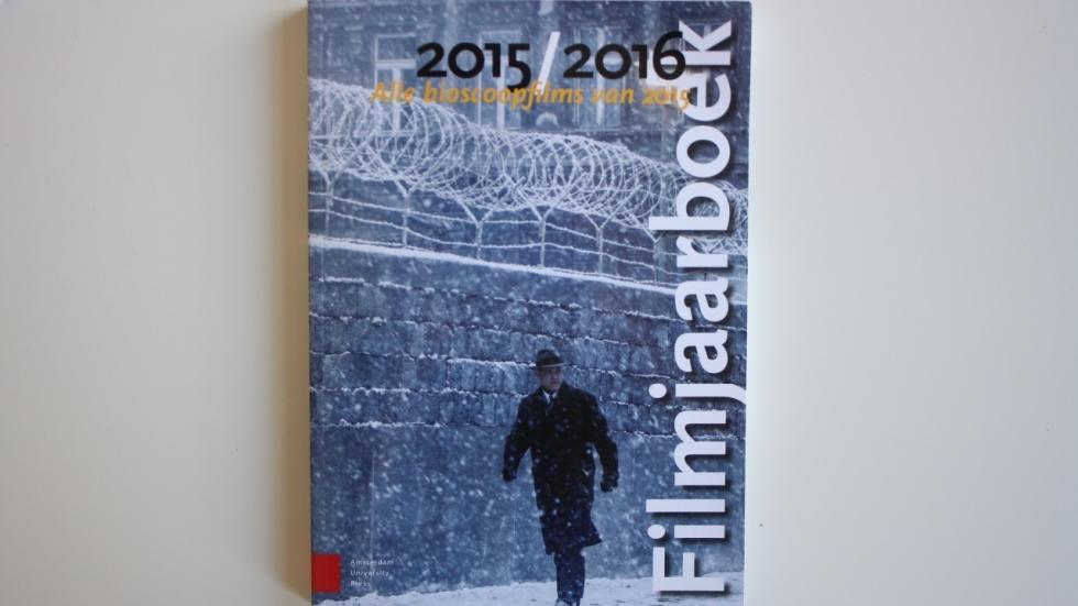 Boekbespreking: Filmjaarboek 2015/2016