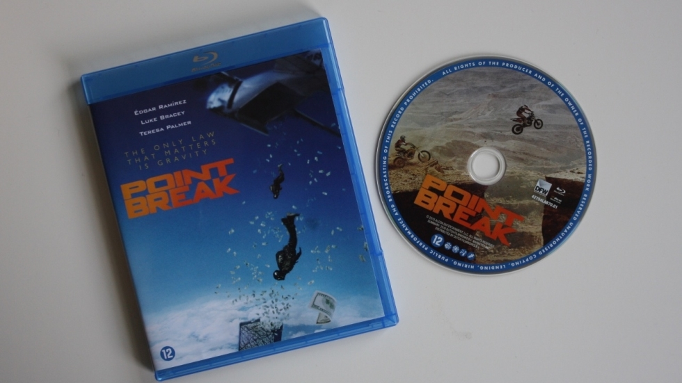 Blu-ray recensie: 'Point Break'