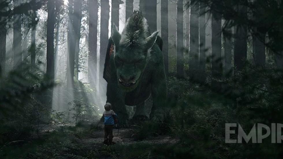 """Regisseur over de """"aaibare draak"""" in 'Pete's Dragon'"""