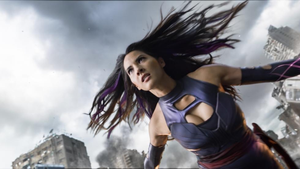 Olivia Munn wil in 'X-Force' film spelen