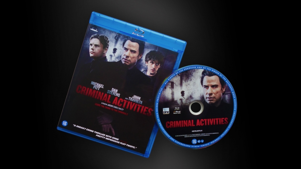 Blu-Ray Review: Criminal Activities