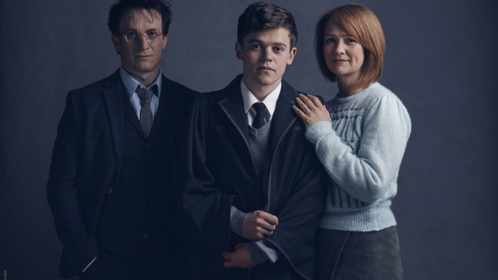 Foto's van Harry Potter-personages, 19 jaar later