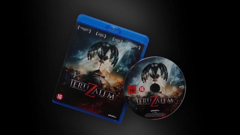 Blu-Ray Review: JeruZalem